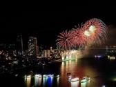 Đà Nẵng bắn pháo hoa chào mừng Tết dương lịch 2019