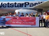 Khai trương đường bay thẳng Đà Nẵng–Cao Hùng Đài Loan-Trung Quốc