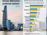 Giới tỉ phú Hàn Quốc ngắm nghía bất động sản Việt Nam