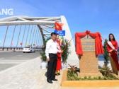 Công bố đơn vị trúng thầu xây dựng cầu và đường qua sông Cổ Cò