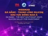 Hội nghị xúc tiến đầu tư trực tuyến Đà Nẵng-Thung lũng Silicon khu vực Đông Nam Á
