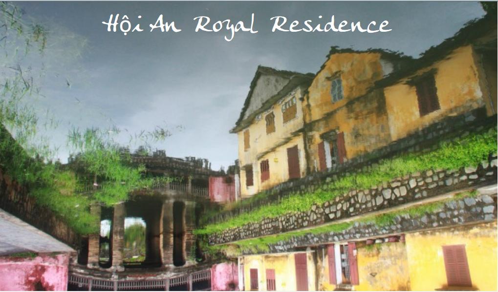 Đất nền dự án Hội An Royal Residence vị trí 'Hữu giang đại phú'