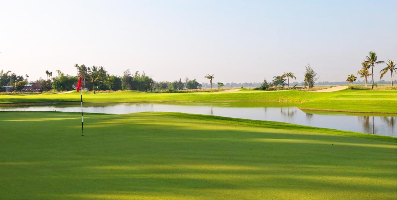 dự án sân golf MONTGOMERIE LINKS VILLA đà nẵng