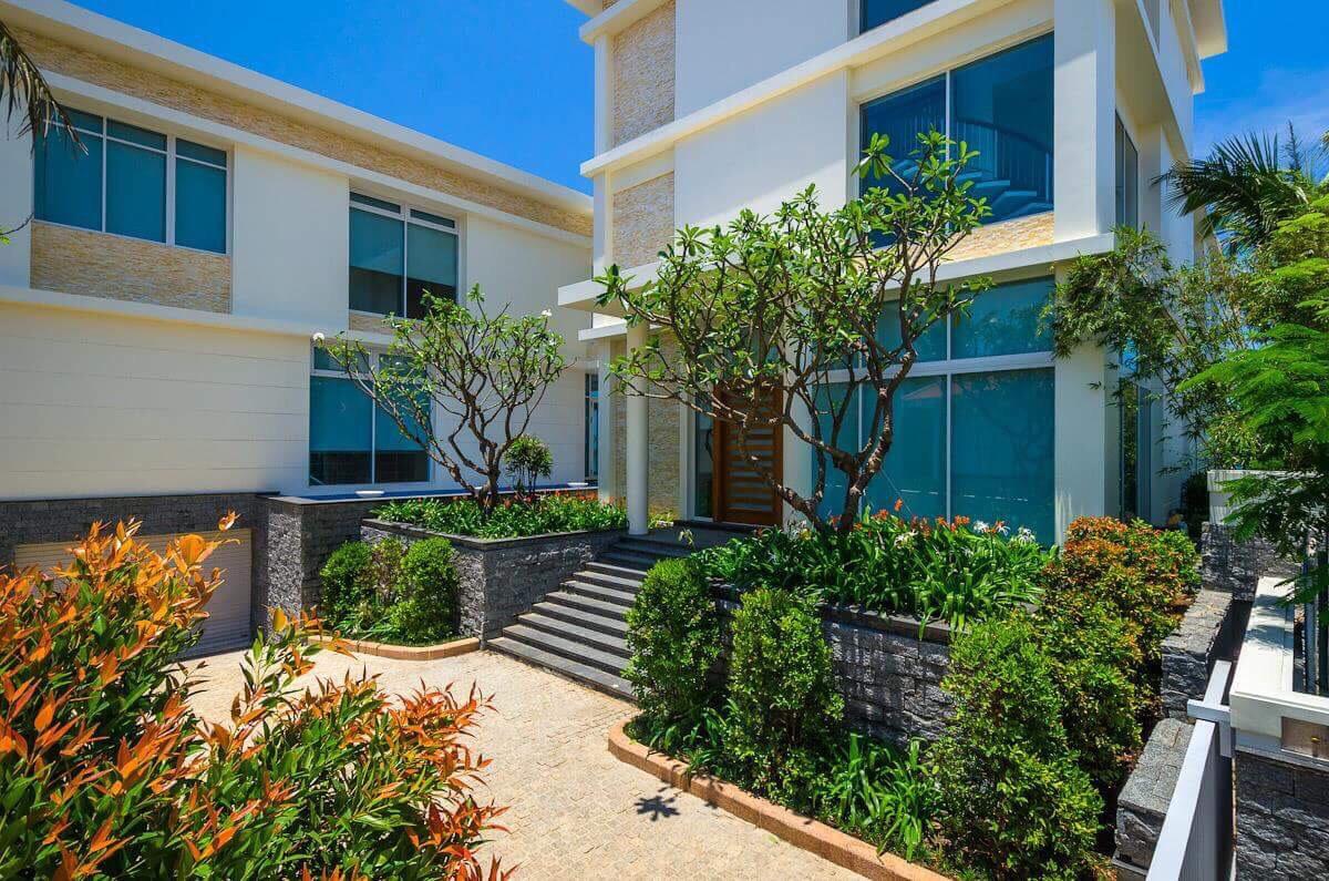 Biệt thự biển Ocean villas Đà Nẵng